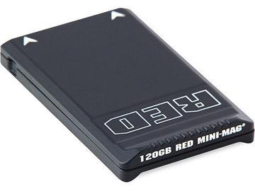 Rent: (2)  RED DIGITAL CINEMA RED MINI-MAGS (120GB)