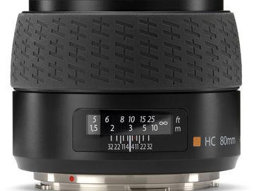 Rent: Hasselblad HC 80m f/2.8 Lens