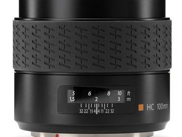Rent: Hasselblad HC 100m f/2.2 Lens