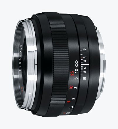 Zeiss Classic Planar 50mm f/1.4