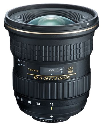 Tokina AT-X 11-20mm f/2.8 (EF Mount)