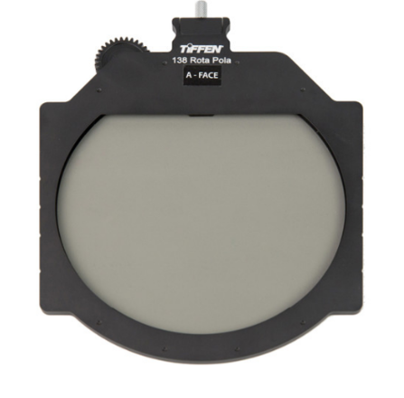 Tiffen 4x5 Rota Pola with 138mm Circular Polarizer