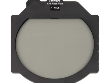 Rent: Tiffen 4x5 Rota Pola with 138mm Circular Polarizer