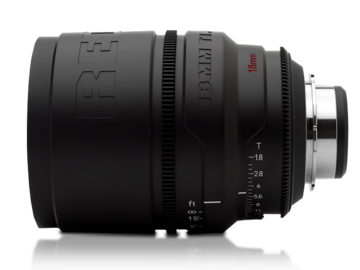 Rent: RED PRO PRIME T1.8 (Single Lens; 18, 25, 35, 50, 85, 100)