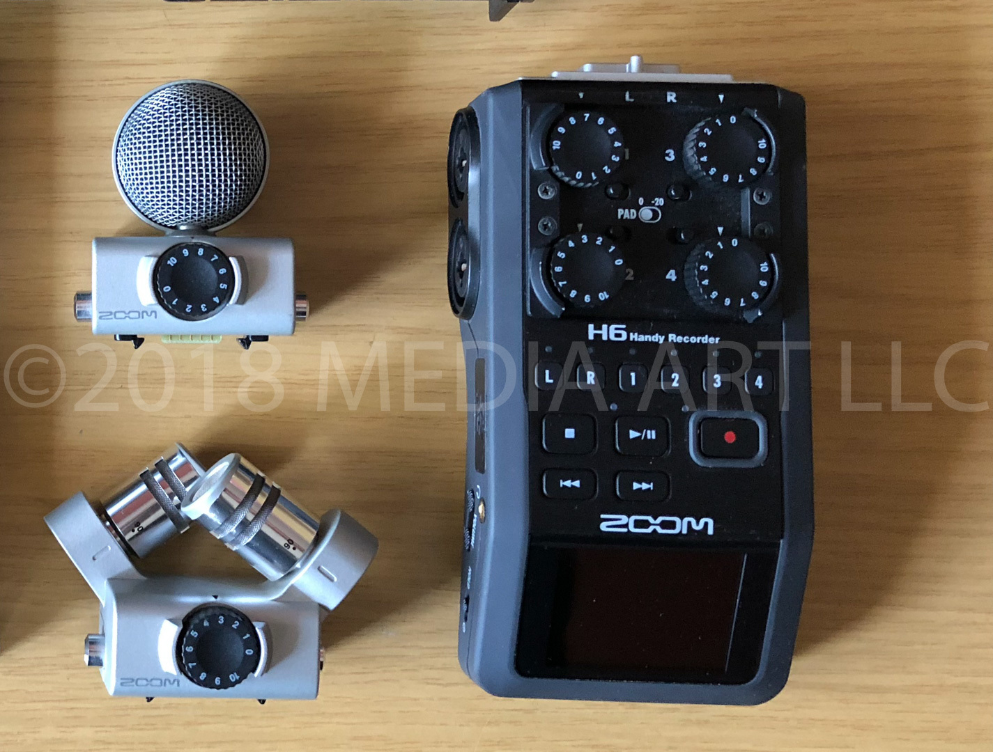 Rent a Zoom H6 Handy Recorder w/ Interchangeable Microphone System |  ShareGrid DC Baltimore