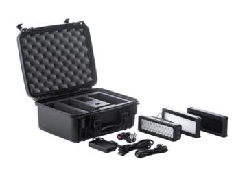 Rent: Litepanels Brick One Bi-Color On-Camera Light Kit
