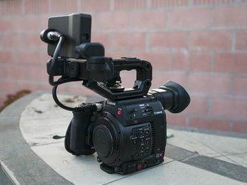 Rent: Canon EOS C200 Body
