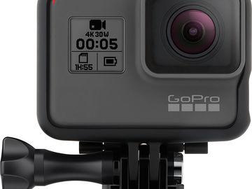 GoPro HERO5 Black w/ Accessories Kit