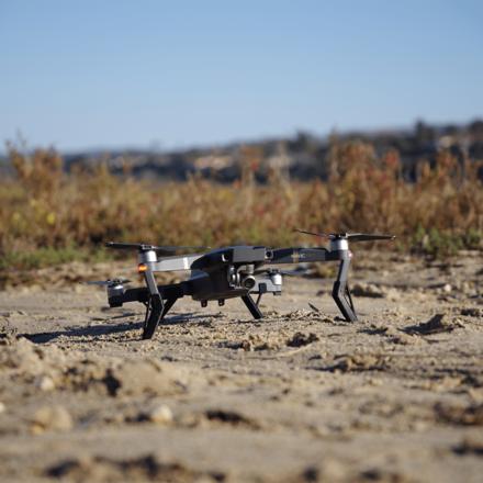 Drone Operator DJI Mavic Pro (1 Hour Flight Time)