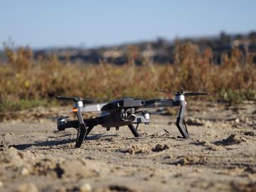 Rent: Drone Operator DJI Mavic Pro (1 Hour Flight Time)
