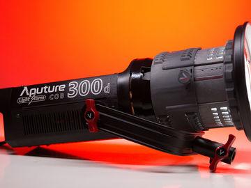 Rent: Aputure LS C300d LED light kit