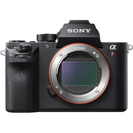 Sony Alpha a7R II Mirrorless Digital Camera Package