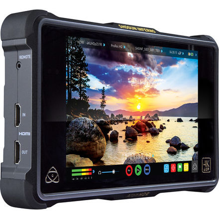 "Atomos Shogun Inferno 7"" 4K Recorder w/ AKS & Media"