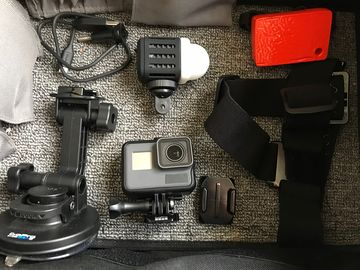 Rent: GoPro Hero Black 5 + Lytra Torch Action Pack