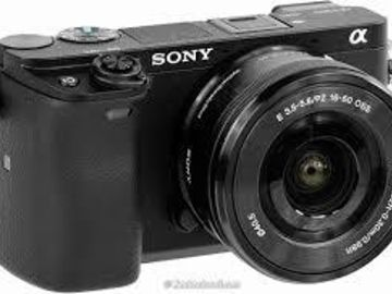 Rent: Sony Alpha a6300 Mirrorless Digital Camera