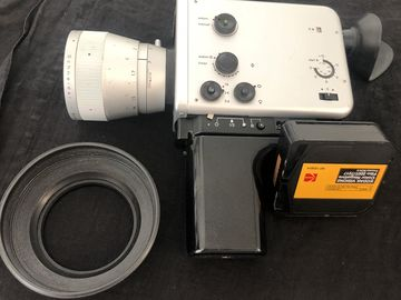 Rent: Nizo 801 Macro Super 8mm