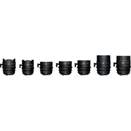 Any Two (2) Sigma Cine FF High-Speed Primes (PL, Feet)