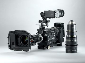 Rent: FS7 Documentary Package with Super-16 Zooms