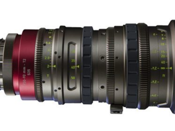 Rent: ZOOM ANGENIEUX EZ - 1 30-90MM AND 45-135MM PL LENS