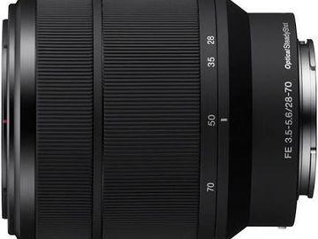 Rent: Sony FE 28-70mm f/3.5-5.6 OSS