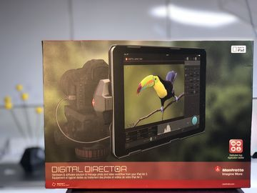 Rent: Manfrotto Digital Director for iPad Air 2 tether package