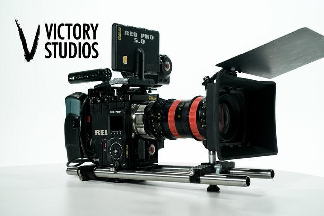 RED Epic Dragon 6K Kit w/ Angenieux 30-80mm Lens