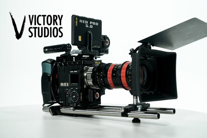 RED Epic Dragon 6K Kit w/ Angenieux 30-80mm Lens