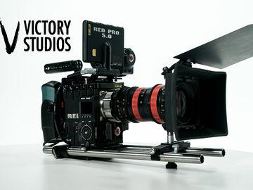 Rent: RED Epic Dragon 6K Kit w/ Angenieux 30-80mm Lens