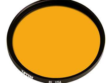 Rent: Tiffen 138mm 85 Filter