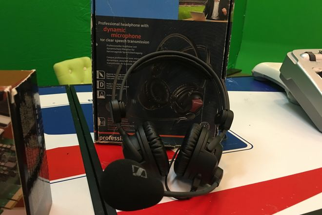 THE Broadcast Headset (Sennheiser HMD 26-600-II-XQ)