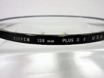Rent: Tiffen 138mm Plus 3 Diopter