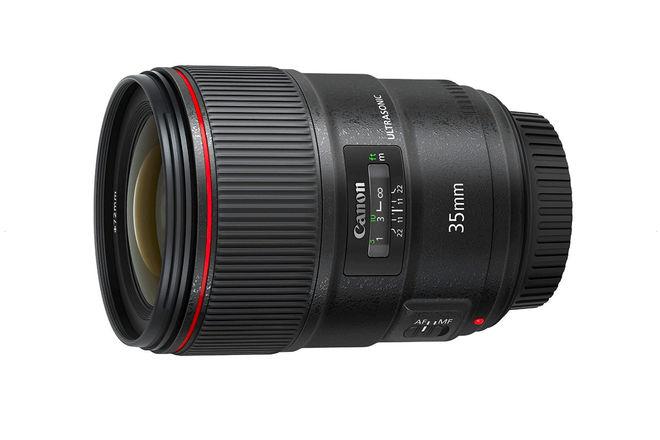Canon EF 35mm f/1.4 L II USM Prime Lens