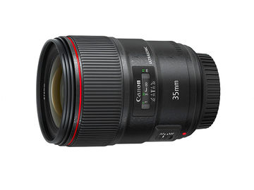 Rent: Canon EF 35mm f/1.4 L II USM Prime Lens