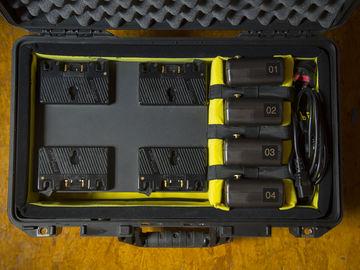 Rent: Anton Bauer LP 4 / 4 Anton Bauer DIONIC-HC Batteries