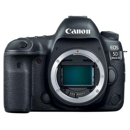 Canon EOS 5D Mark IV with custom log profile EOSHD-C-LOG