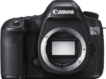 Rent: Canon EOS 5DS R DSLR Camera