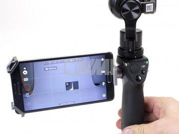 Rent: DJI Osmo X5 Gimbal Kit with Follow Focus wheel