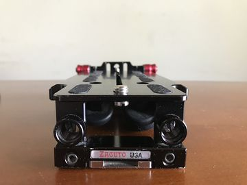 Rent: Zacuto VCT Pro Baseplate + Zacuto VCT Tripod Plate