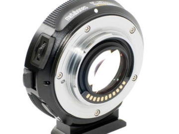 Rent: Metabones Canon EF Lens for Panasonic lumix GH5