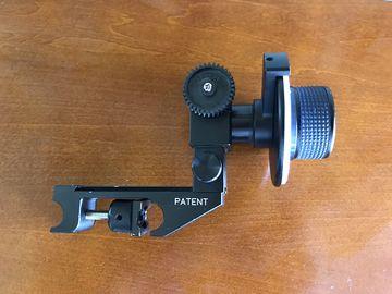 Rent: Cavision Follow Focus for Cine Lenses w/ Speed Crank