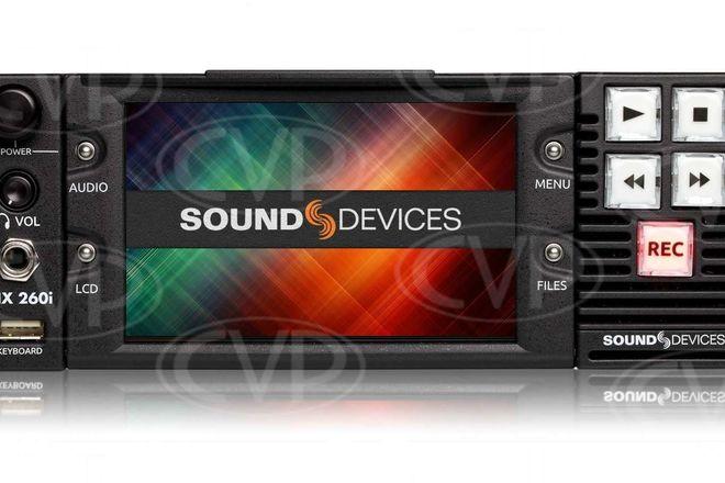 Sound Devices Pix-260i Video & Audio Recorder