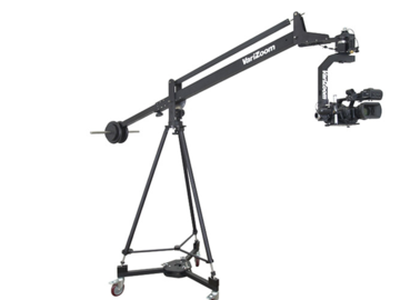 Rent: Varizoom Quick Jib w/Motorized Pan & Tilt Head