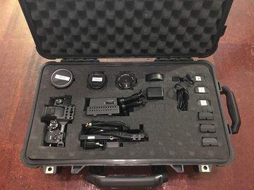 Rent: Panasonic Lumix DC-GH5  + Lenses + Light + Monitor