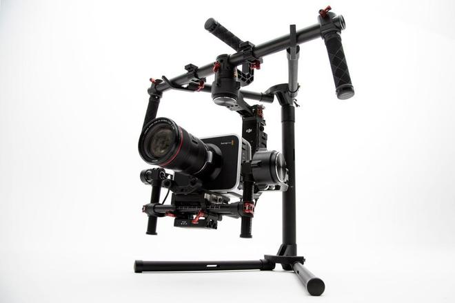 DJI Ronin + Blackmagic Production 4K [San Diego]