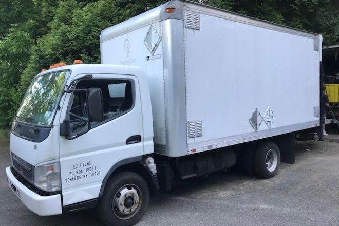 G&E Truck 16ft with Lift Gate