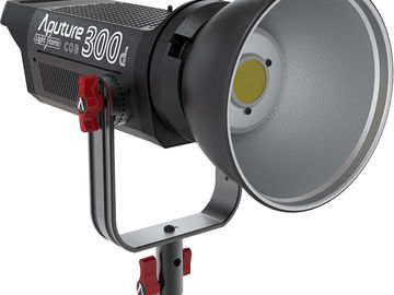 Rent: Aputure LS C300d