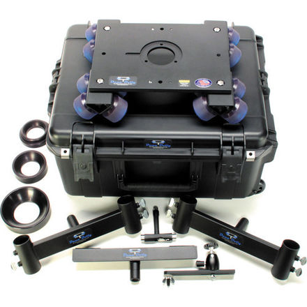 Dana Dolly Original Rental Kit with Stands and 8' Speed Rail