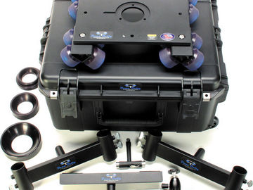 Rent: Dana Dolly Original Rental Kit with Stands and 8' Speed Rail