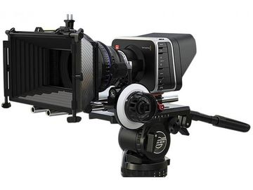 Rent: Blackmagic Cinema Camera 2.5K (with SSD)