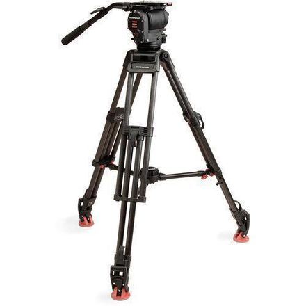 O'Connor 1030B Tripod with 25L Legs Carrying Case